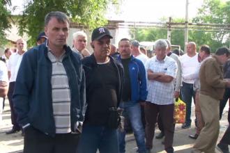 Șase zile de grevă a societății de transport în comun din Brăila. Șoferii fac acuzații grave