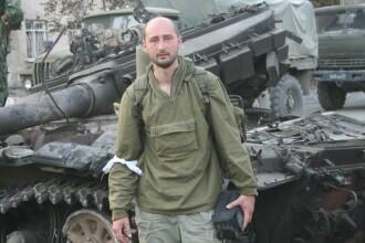 Jurnalistul rus Arkady Babchenko este în viață. Cum și-ar fi înscenat moartea