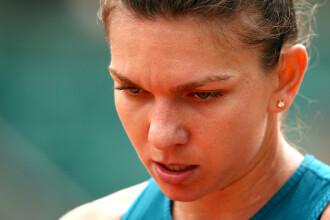 """Reacția Simonei Halep, după ce s-a calificat în turul III la Roland Garros: """"Sunt dură cu mine"""""""