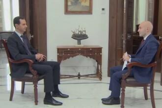 """Interviu cu Bashar al-Assad: """"Am fost aproape să avem un conflict direct între forțele Rusiei și cele ale SUA"""""""
