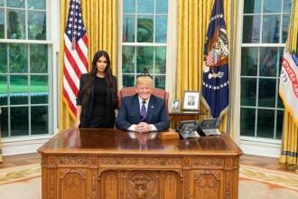 Răspunsul lui Kim Kardashian când a fost întrebată dacă ar candida la președinția SUA