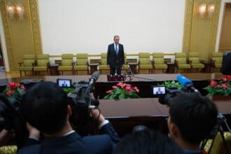Imagini nemaivăzute din Parlamentul Coreei de Nord. VIDEO