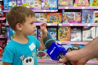 Jucăria care i-a făcut pe copii să renunţe la tabletă. E în topul cadourilor de 1 iunie