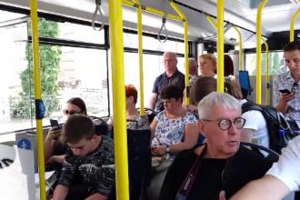 Clujul are autobuze electrice, în Timișoara poți lua bilet cu telefonul iar în București ai promisiuni