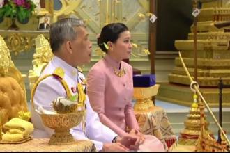 Regatul Thailandei are o nouă regină. Povestea fostei însoţitoare de zbor