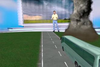 """REALITATE AUGMENTATĂ. Cum s-a produs tornada din Călărași și unde s-a format """"Supercelula"""""""