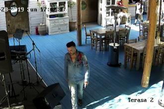 Ce a făcut Răzvan Ciobanu în restaurantul din Constanța, cu câteva ore înainte de accident