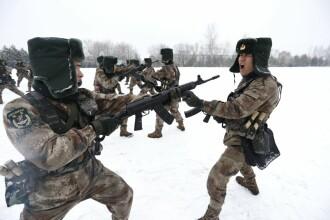 """Xi Jinping a ordonat armatei Chinei să fie gata de război """"în orice secundă"""""""