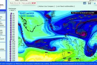 Când va ajunge valul de aer polar în România. S-ar putea forma noi tornade devastatoare