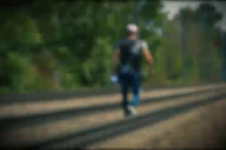 Tânărul ucis de tren, la Voluntari, asculta muzică în căști. Ce spun martorii