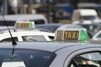 Un român a furat un taxi în Spania. În urma incidentului, șoferul a fost concediat