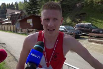 Reacția unui turist străin care a participat la un maraton în apropiere de Bran