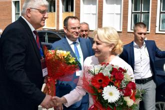 """Viorica Dăncilă, înainte de congres: """"PSD a început să crească în sondaje"""""""