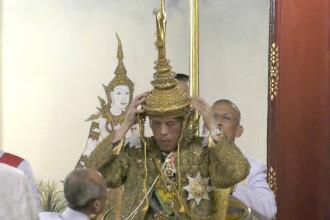 Trecutul colorat al noului rege al Thailandei. Sărbătoare de 3 zile și 31 de milioane de $