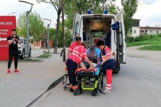 Au fost identificaţi agresorii băiatului de 12 ani înjunghiat în picior. Cine sunt