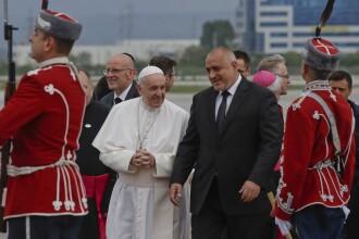 Papa Francisc, în Bulgaria şi Macedonia. Condiţiile puse de Biserica Ortodoxă de la Sofia