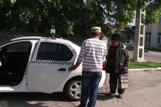 Pe ulițele satelor au început să circule taxiurile: