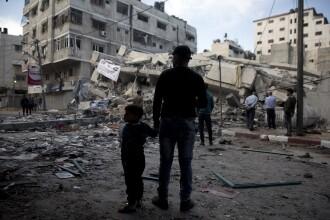 Trump a anunţat că susţine 100% Israelul şi cere palestinienilor