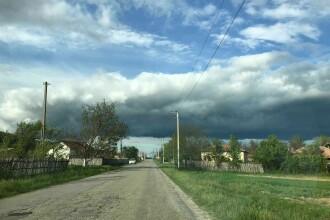 Vreme instabilă până vineri. Zonele în care sunt anunțate ploi