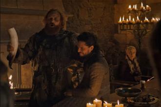Greșeală sau premeditare? Un pahar de cafea cu capac apare în episodul 4 din Game of Thrones