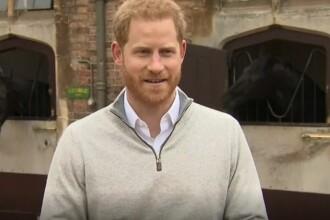 Reacția prințului Harry după ce a devenit tată pentru prima dată. Ce spune despre numele copilului