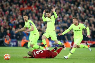 Un roman a pus o avere pe Barcelona, contra Liverpool. A pierdut tot. FOTO