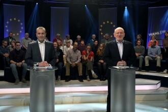 Manfred Weber si Frans Timmermans vor șefia Comisiei Europene. Mesajele lor pentru români