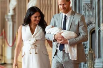 """Prima reacție a lui Meghan Markle, după ce a devenit mamă: """"Am cei mai grozavi băieți"""""""