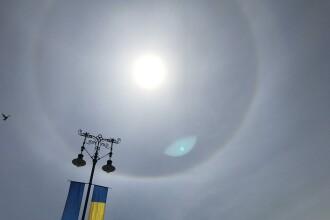 Fenomen neobişnuit pe cer la Sibiu, chiar înaintea Summitului. Ce prevesteşte