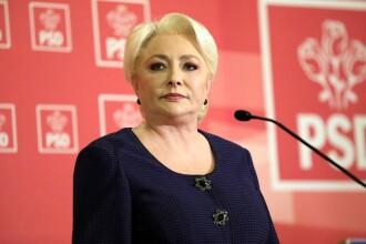 Premierul Viorica Dăncilă: Nu îmi este teamă că voi fi schimbată