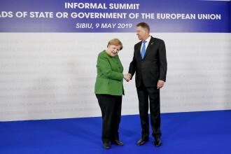 "Locul care a impresionat-o pe Angela Merkel în Sibiu. ""Wow!"""