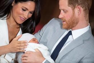 Jurnalist concediat după ce a publicat un mesaj ofensator despre bebelușul Archie