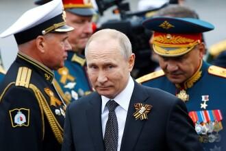 """Putin, despre jurământul """"Mori, dar nu te predai"""": """"Garanția absolută a invincibilității Rusiei"""""""