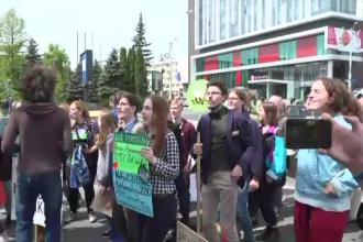 Trei manifestații pe durata summitului din Sibiu. Motivele de protest ale oamenilor