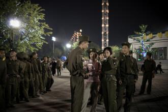 Nord-coreenii îşi riscă libertatea pentru telenovele. Phenianul are