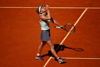 Simona Halep s-a calificat în a patra finală de la Madrid. Este la o victorie distanță de primul loc în WTA