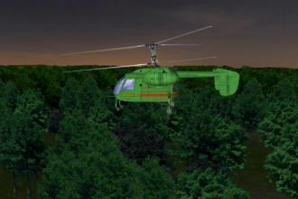 ANIMAȚIE GRAFICĂ. Cum s-a prăbușit în România un elicopter rusesc, după ce a păcălit radarele