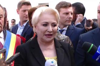 Dăncilă, primită cu huiduieli și în Timiș: