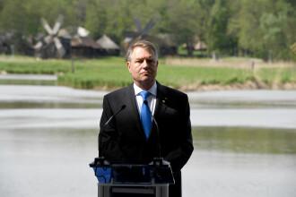 Iohannis le-a transmis o scrisoare liderilor europeni cu privire la Republica Moldova