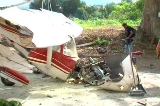 Doi piloţi argentinieni au supraviețuit după ce s-au prăbușit în Costa Rica
