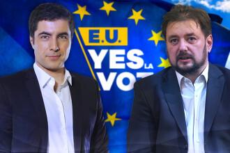 """Ediție specială Știrile Pro TV de la Bruxelles. LIVE: Dezbaterea finală """"Spitzenkandidaten"""""""