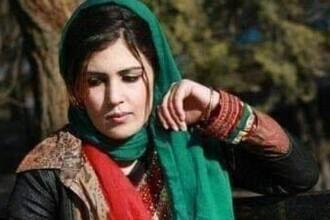Revoltă în Afganistan, după ce o vedetă TV a fost ucisă. Mesajul transmis înainte de moarte
