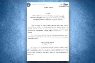 Andronescu, despre modificarea admiterii la liceu: