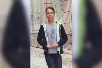 Băiat de 13 ani dispărut fără urmă la Brașov. Era în vacanță cu familia