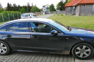 Motivul pentru care un tânăr a rămas fără Audi-ul de 10.000 euro, în timp ce circula pe DN19