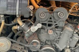 Descoperirea polițiștilor români sub motorul unui autocar turcesc