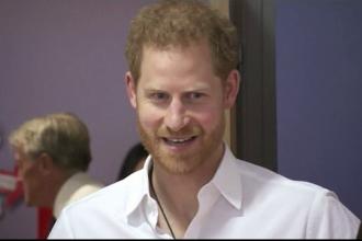 Prințul Harry mărturisește că Archie nu îl lasă să doarmă noaptea