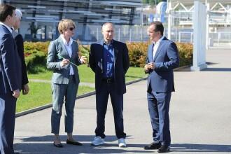 Vladimir Putin, încălțat cu New Balance la Soci. Reacția rușilor. FOTO