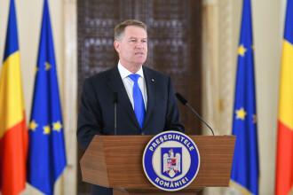 Iohannis a anunţat că susţine alegerea primarilor în 2 tururi.