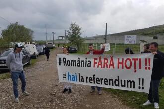 """Dăncilă, după ce mai mulți tineri i-au strigat """"Analfabeta"""", la Urlați:"""